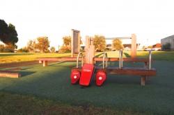 Christisen Park Workout Station
