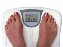 Muscle loss scale