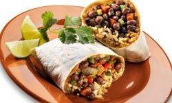 veggie-burrito