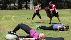 group fitness corporate