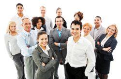 corporate wellness staff