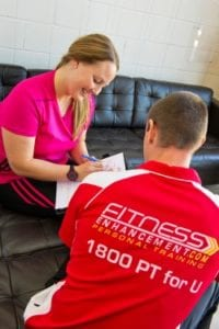 Free fitness training consultations