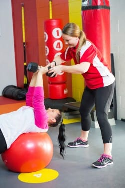 Fitness Enhancement - Child-friendly personal trainers