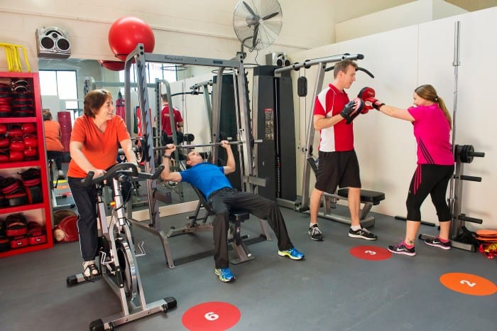 Fitness Enhancement Personal Trainers