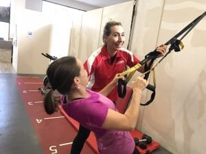 trainer and franchisee sharon twaddell – turning a hobby into a career