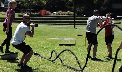Boot Camp in Springwood