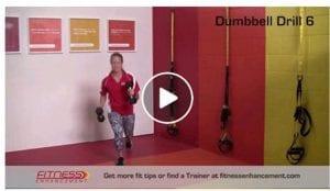 dumbbell drills