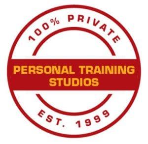 100% private PT Studios