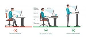 desk ergonomics