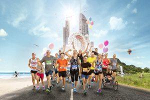gold coast marathon plain